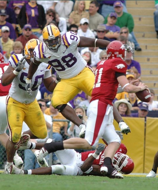 Photo Gallery :: LSU vs Arkansas :: 7